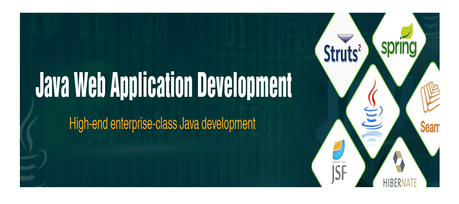 What is Java Web applications Development