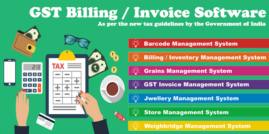 GST Billing Software In Agra GST Invoice Software Company In India - Invoice software with inventory